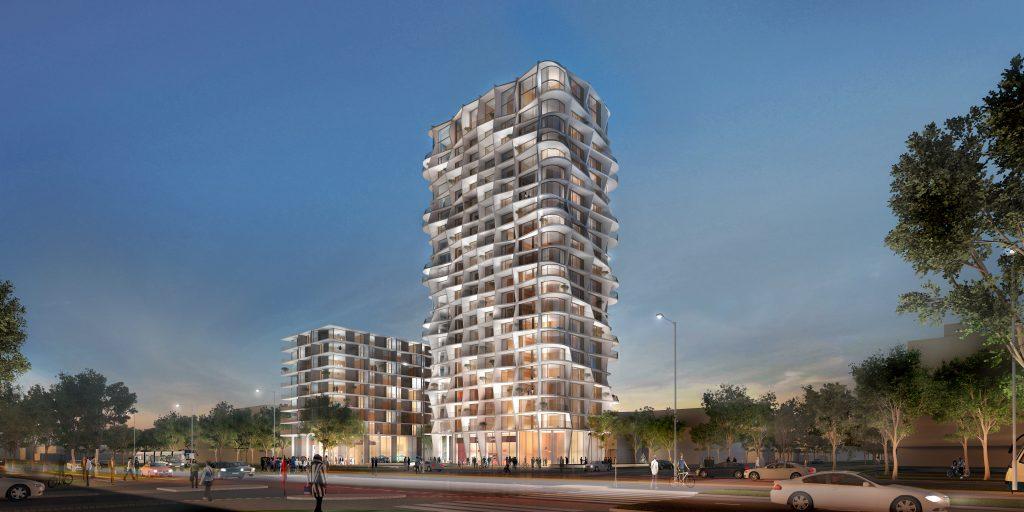 Kroonenberg groep bouwt aan Buitenveldertselaan