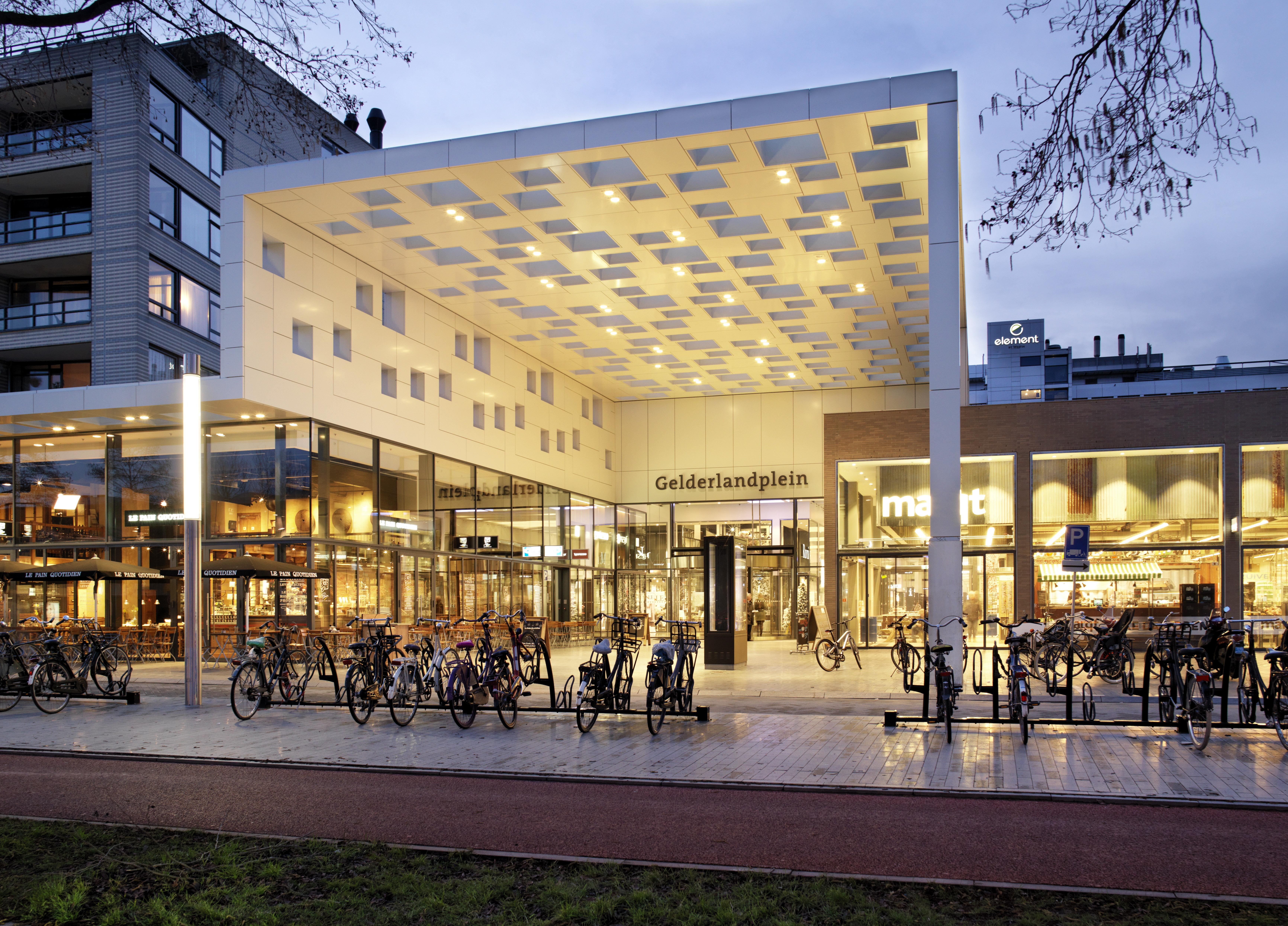 Winkelcentrum Gelderlandplein