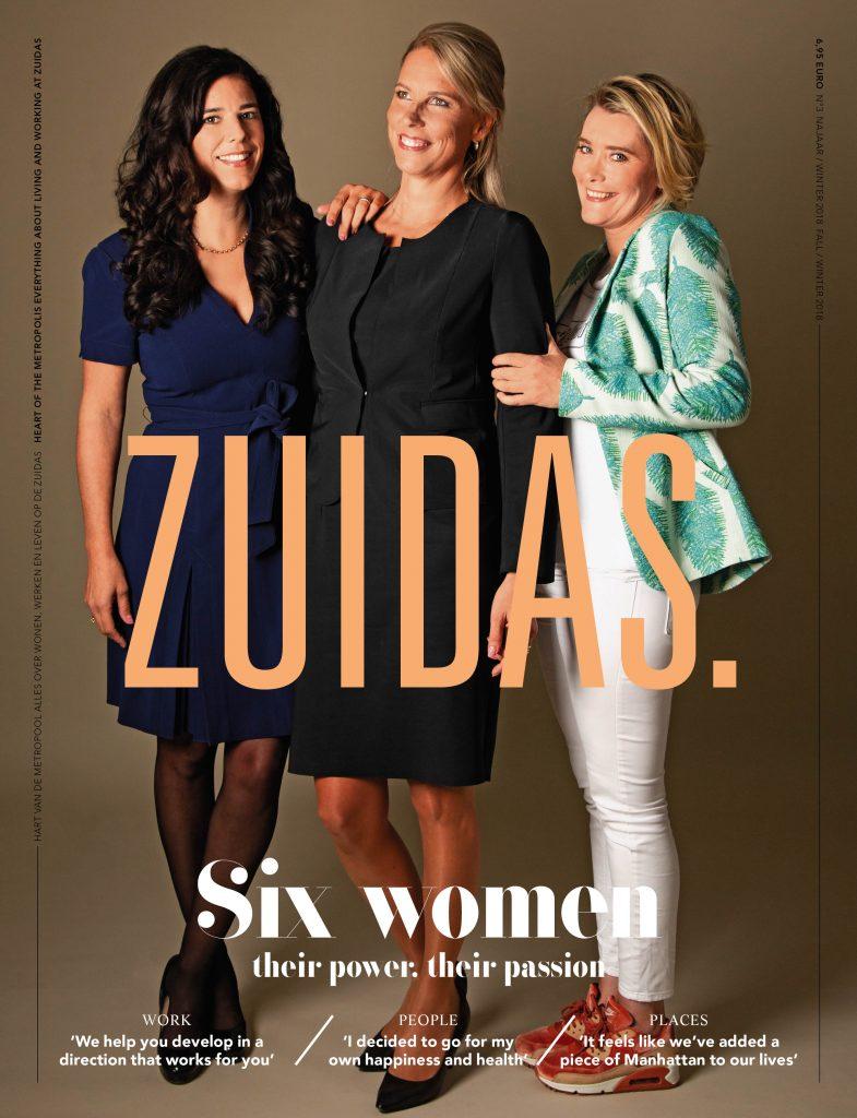 Zuidas. magazine nummer 3