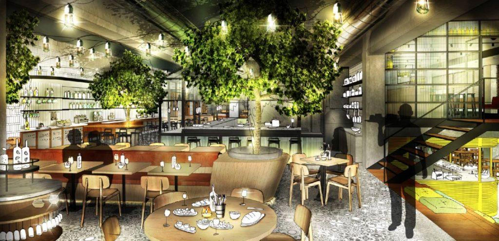 Neni Restaurant Amsterdam