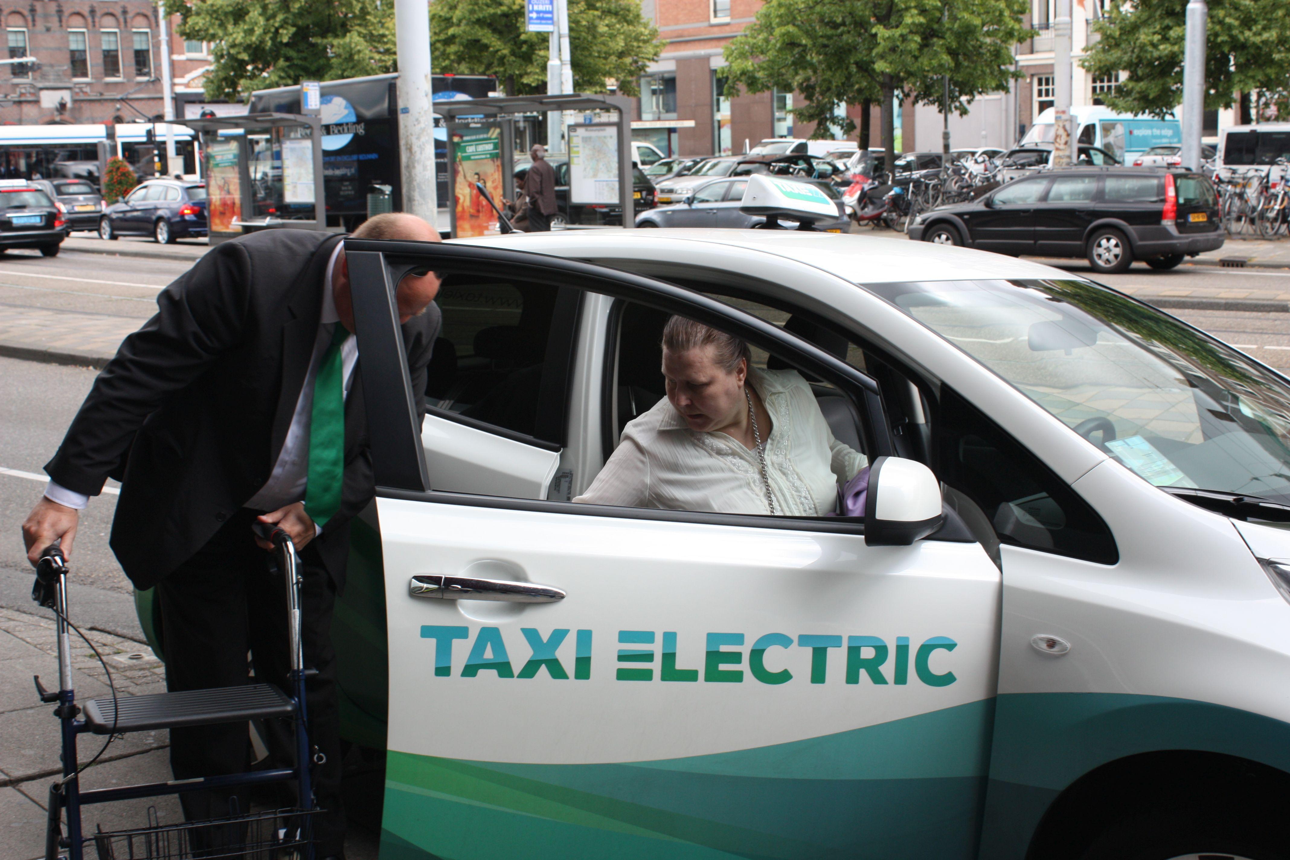 GBC Zuidas stimuleert elektrisch vervoer.