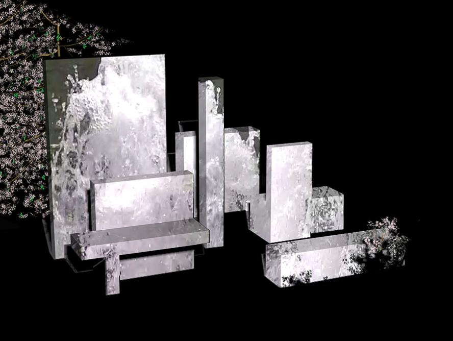 Virtual Fountains