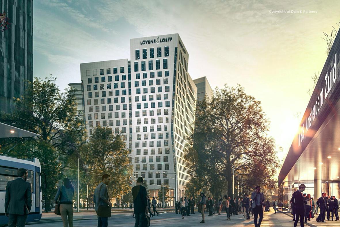 Aparthotel Premier Suites Plus Amsterdam