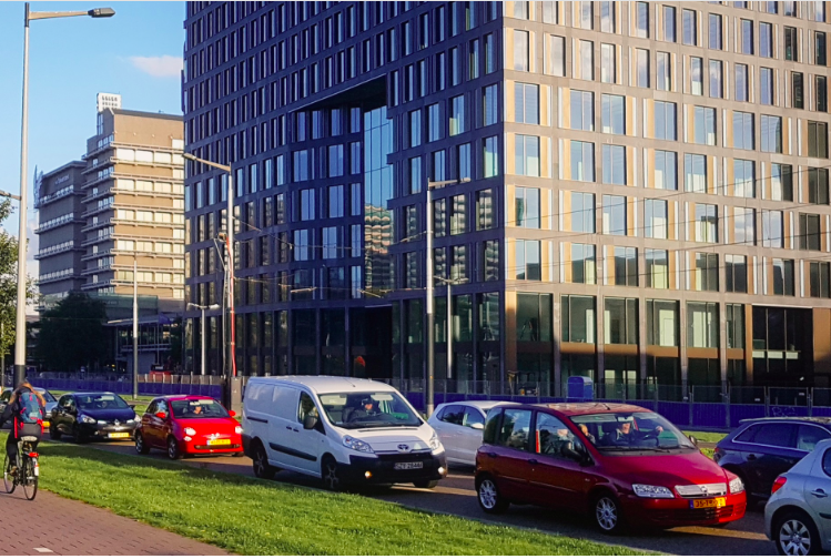 Universiteitsgebouw Vrije Universiteit