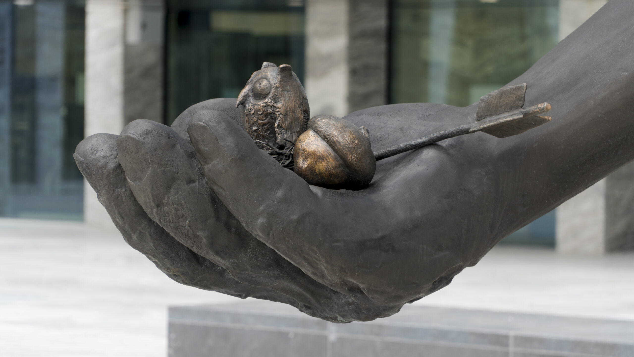 'Love or Generosity' Rechtbank Amsterdam Fotocredit - Caroline Vlietstra